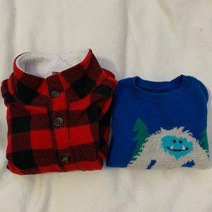 💙3/$20 2T Kid's boy set assorted brands